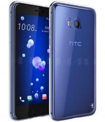 HTC U11 Scratch Resistant TPU Protective Case